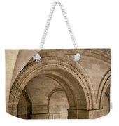 New York Library Weekender Tote Bag