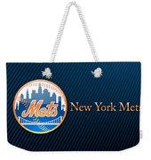 New York Mets Weekender Tote Bag