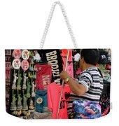 New York, New York 14 Weekender Tote Bag