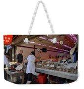 New York, New York 17 Weekender Tote Bag