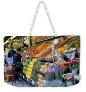New York, New York 21 Weekender Tote Bag