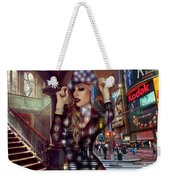I Love New York Weekender Tote Bag