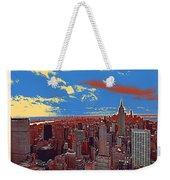 New York Ny Weekender Tote Bag