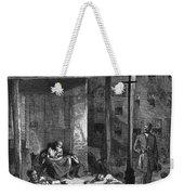 New York Poor In Summer Weekender Tote Bag