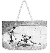 New York: Racket Club Weekender Tote Bag