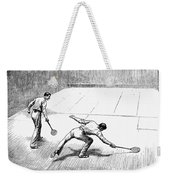 New York Racket Club Weekender Tote Bag