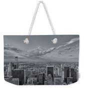 New York Skyline - View On Central Park - 2 Weekender Tote Bag