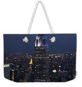 New York State Of Mind Weekender Tote Bag
