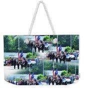 New York State Police Color Guard  1 Weekender Tote Bag