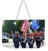 New York State Police Color Guard  5 Weekender Tote Bag