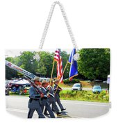 New York State Police Color Guard  6 Weekender Tote Bag