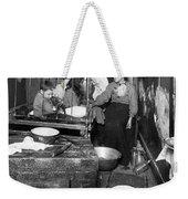 New York Tenement 1910 Weekender Tote Bag