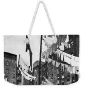 New York: Tenement, 1936 Weekender Tote Bag
