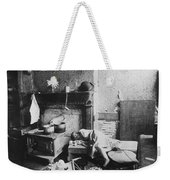 New York: Tenement Life Weekender Tote Bag