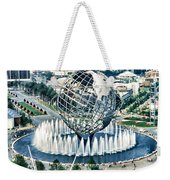 New York World's Fair Weekender Tote Bag