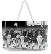 New York Yankees 1913 Weekender Tote Bag