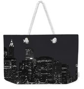 New York09 Weekender Tote Bag