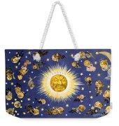 New York's New Solar System Vintage Poster 1898 Weekender Tote Bag