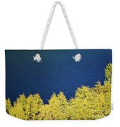 New Zealand Autumn Weekender Tote Bag