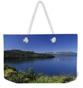 New Zealand, Rotorua Weekender Tote Bag