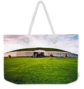 Newgrange Morning Weekender Tote Bag