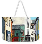 Newman's Mall, Kinsale Weekender Tote Bag