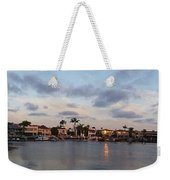 Newport Beach Bay Weekender Tote Bag