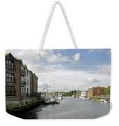 Newport Harbour Iow Weekender Tote Bag