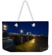 Newport Night Bridge  Weekender Tote Bag