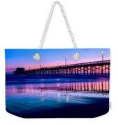 Newport Sunset Weekender Tote Bag