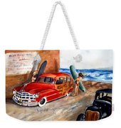 Newport Woody Weekender Tote Bag