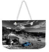 Newquay Harbour  Pickup  Weekender Tote Bag