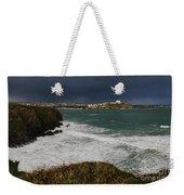 Newquay Squalls On Horizon Weekender Tote Bag