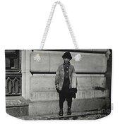 Newsboy, 1909 Weekender Tote Bag