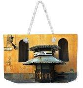 Newsstand - Parma - Italy Weekender Tote Bag