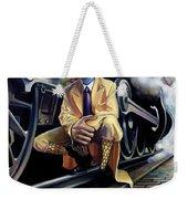 Newton's Law Weekender Tote Bag