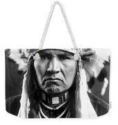 Nez Perce Native American Weekender Tote Bag
