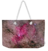 Ngc 6193 Nebulosity In Ara With Several Weekender Tote Bag