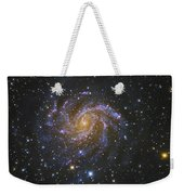 Ngc 6946, Also Known As The Fireworks Weekender Tote Bag
