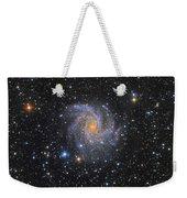 Ngc 6946, The Fireworks Galaxy Weekender Tote Bag