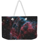 Ngc 6995, The Bat Nebula Weekender Tote Bag