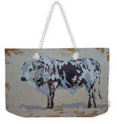 Nguni Bull Weekender Tote Bag