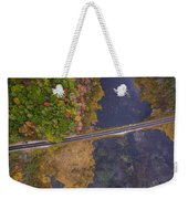 Nh Autumn Weekender Tote Bag
