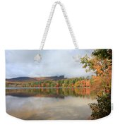 Color On The Lake  Weekender Tote Bag