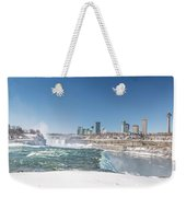 Niagara And Canada Weekender Tote Bag