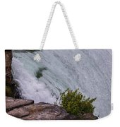 Niagara Fall Edge Weekender Tote Bag
