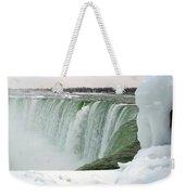 Niagara Falls 2 Weekender Tote Bag
