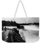 Niagara Falls, C1910 Weekender Tote Bag