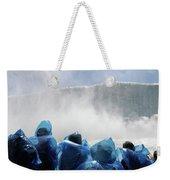 Niagara Falls Maid Of The Mist Boat Ride Weekender Tote Bag