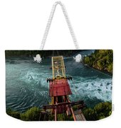 Niagara Falls The Whirlpool Weekender Tote Bag